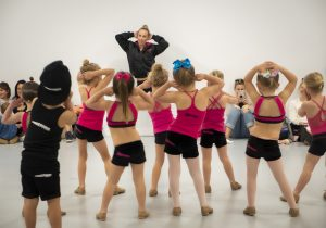 Dance Pointe Studios jazz classes for kids northern beaches