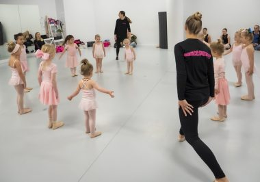 Dance Pointe Studios ballet for kids classes northern beaches
