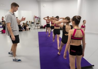 Dance Pointe Studios dance classes northern beaches