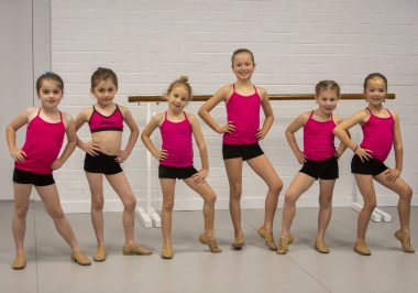 Dance Pointe Studios jazz lyrical classes for kids northern beaches