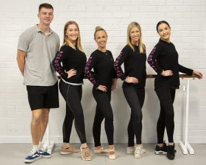 Dance Pointe Studios northern beaches team