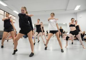 dance pointe studios Jazz classes